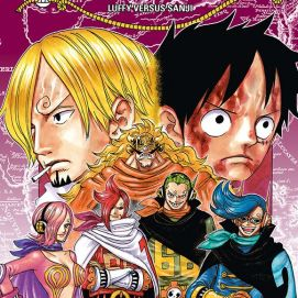 One Piece tome 84
