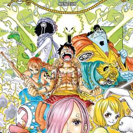 One Piece tome 85