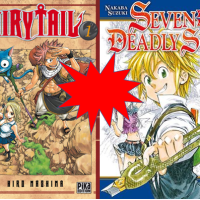 Fairy Tail vs Seven Deadly Sins