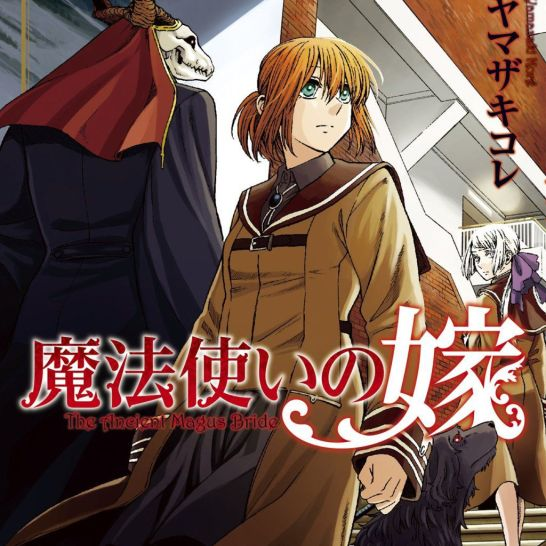 The ancient Magus Bride #10 vo