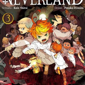 The Promised Neverland #3