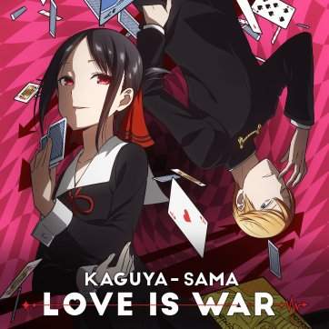 Kaguya-sama Love is War Wakanim