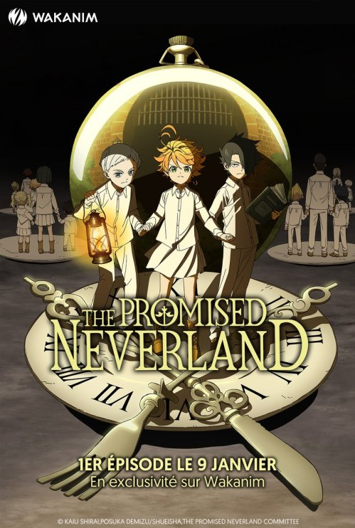 TPN anime affiche