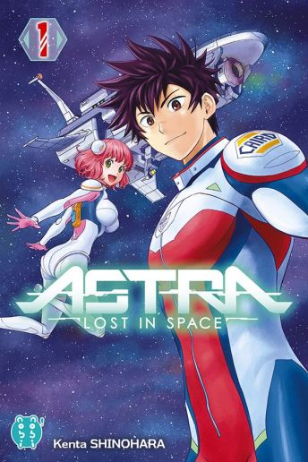 Astra - Lost in Space #1