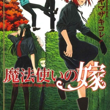The Ancient Magus Bride #11 vo