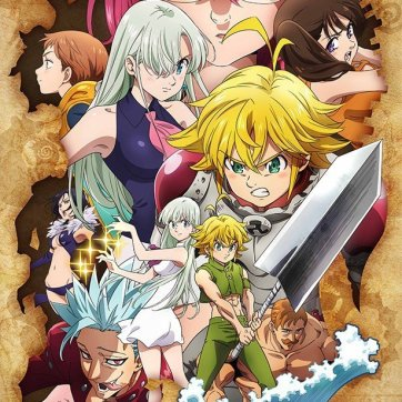 NNT Wrath of the gods affiche