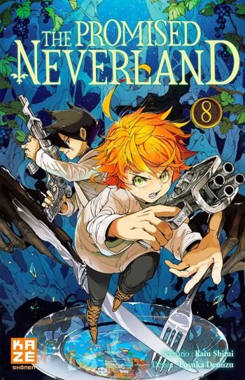 The Promised Neverland 8 vf