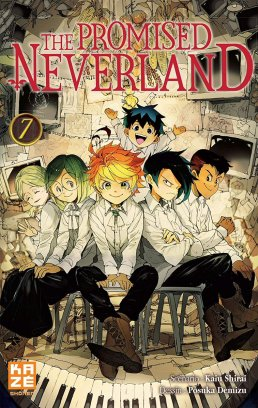 The Promised Neverland #7