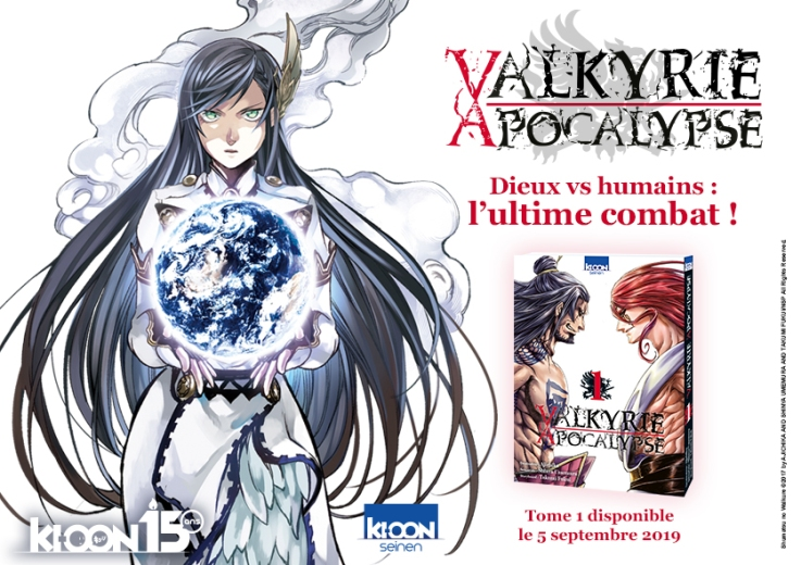 Valkyrie Apocalypse annonce