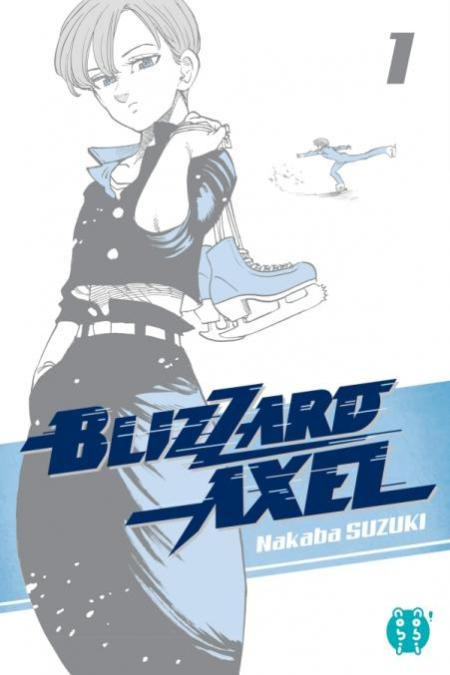 Blizzard Axel tome 1 vf