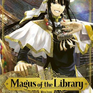 Magus of the Library #2