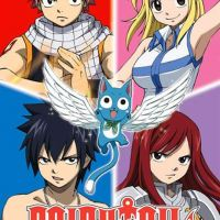 Fairy Tail arcs Macao, Day Break et Eisenwald (tomes 1 à 3)