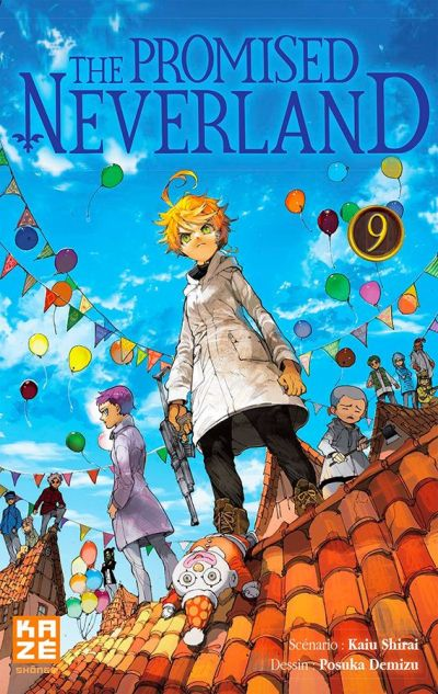 The Promised Neverland 9 vf
