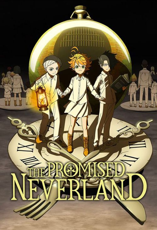 TPN affiche anime s1