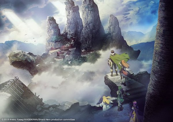 The Rising of the Shield Hero annonce S2S3