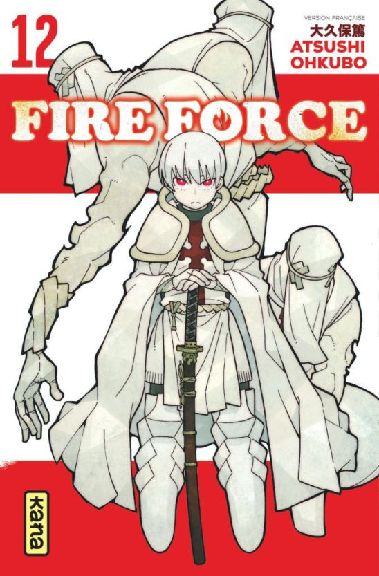 Fire Force #12