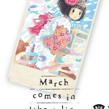March comes in like a lion #14