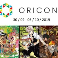 Top Oricon du 30 septembre au 6 octobre 2019