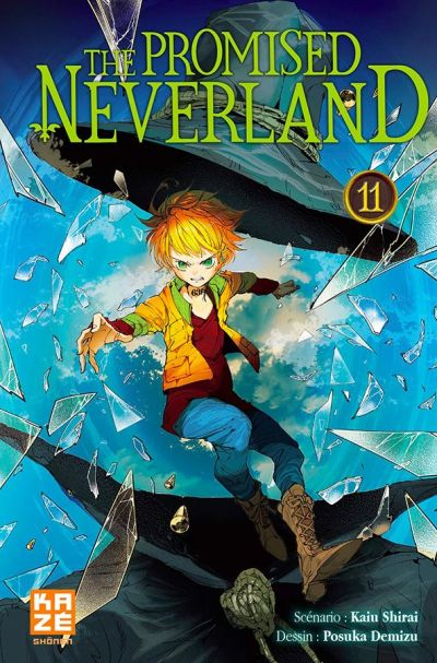 The Promised Neverland 11 vf