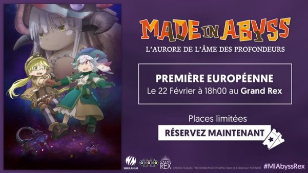 Made in abyss Grand Rex
