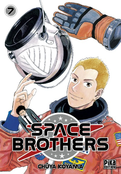 Space Brothers 7 vf