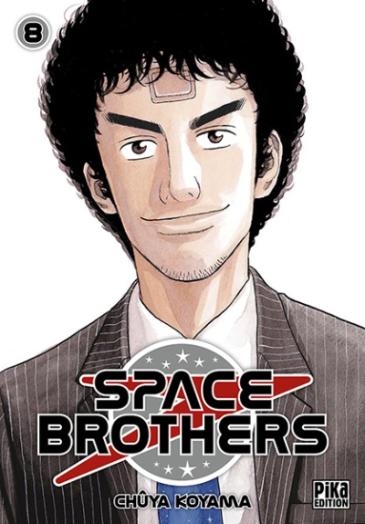 Space Brothers 8 vf