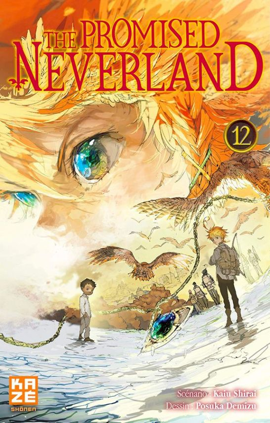 The Promised Neverland 12 vf