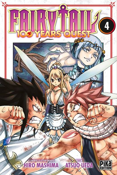 Fairy Tail 100 Years Quest 4 vf