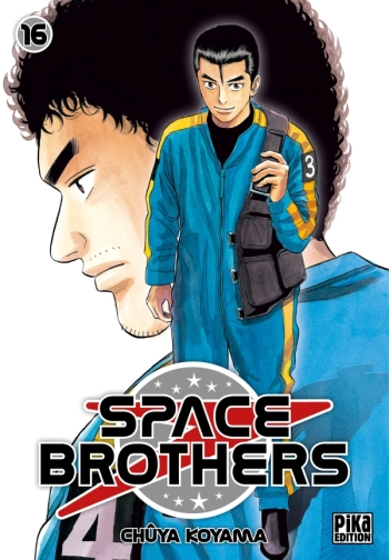 Space Brothers 16 vf
