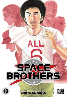 Space Brothers 18 vf