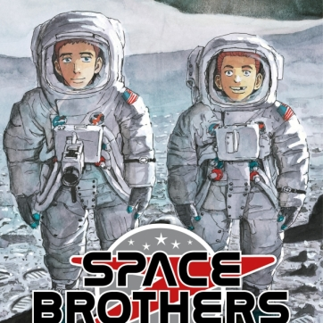 Space Brothers 30 vf