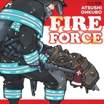 Fire Force 6 vf