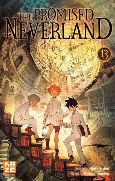 The Promised Neverland 13 vf