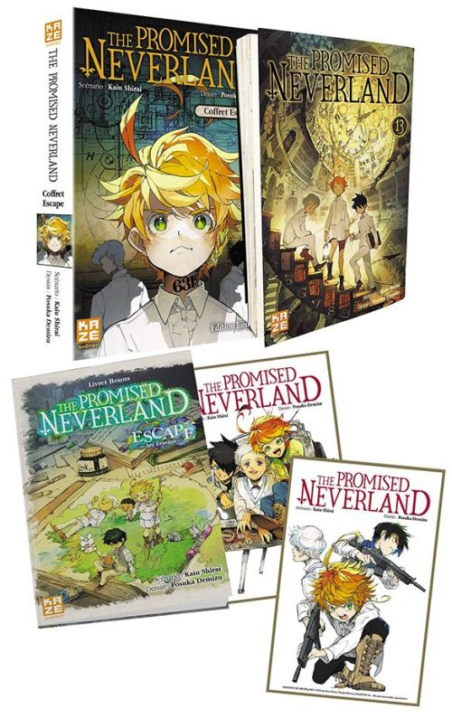 The Promised Neverland collector 13 annonce