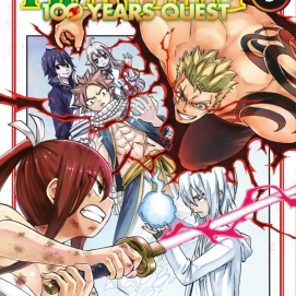 Fairy Tail 100 Years Quest 5 vf