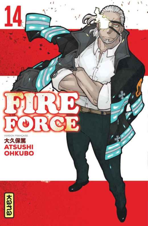 Fire Force 14 vf