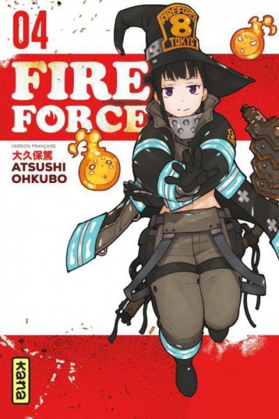 Fire Force 4 vf