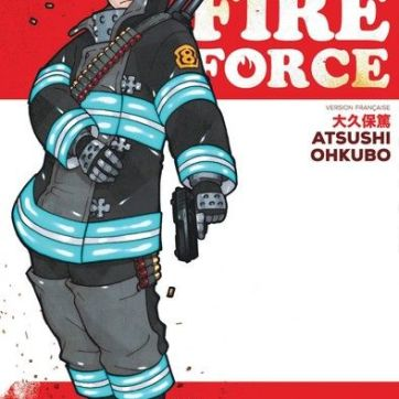 Fire Force 5 vf