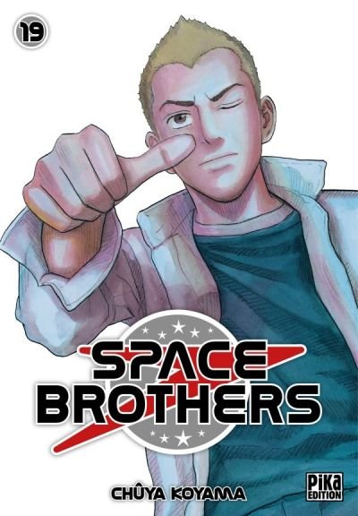 Space Brothers 19 vf