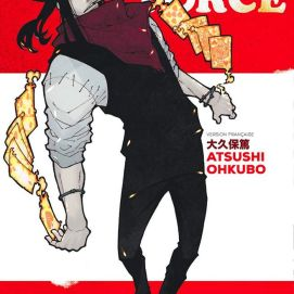Fire Force 15 vf
