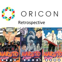 Top Oricon|Retrospective : Naruto, l'éternel second